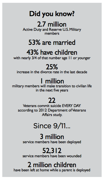 Operation Stronger Families Statistics